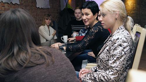 «Программа Ты - предприниматель» завтракали вместе с Ириной Белькевич